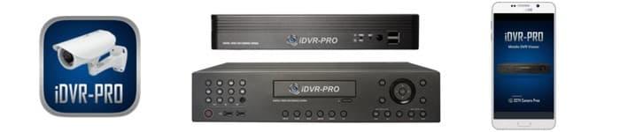 iDVR Pro Surveillance DVR