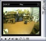 Geovision DVR Live Web Browser Camera View 2