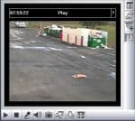 Geovision DVR Live Web Browser Camera View 4