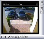 Geovision DVR Live Web Browser Camera View