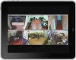Geovision DVR iPad App Multiple Camera View