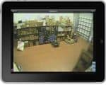 Geovision DVR iPad App Single Camera View 3