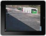 Geovision DVR iPad App Single Camera View 5