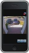 Geovision DVR iPhone App Single Camera View 1