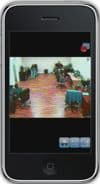 Geovision DVR iPhone App Single Camera View 2