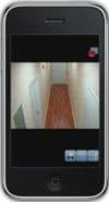 Geovision DVR iPhone App Single Camera View 3