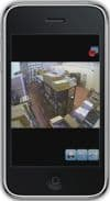 Geovision DVR iPhone App Single Camera View 6
