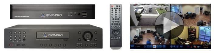 CCTV DVR Demo Videos