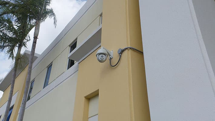 HD PTZ Camera Installation