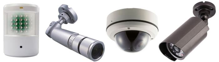 HD Security Cameras