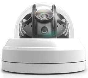 Indoor AHD Dome Camera