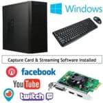 Live Stream Video Computer