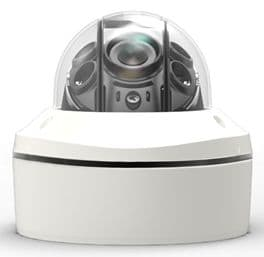 Vandal Dome AHD Security Camera
