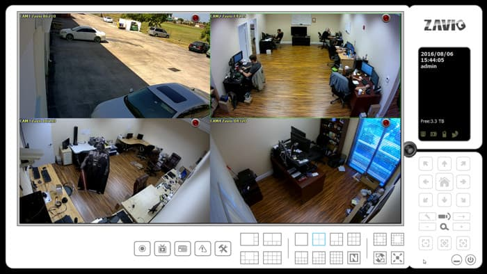IP Camera NVR Software