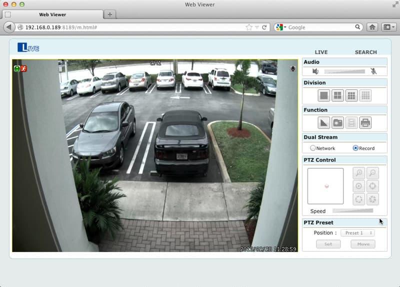 dvr camera software free