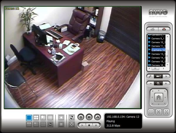 Nuuo surveillance systems nuuo ip camera software nuuo for Camera tv web