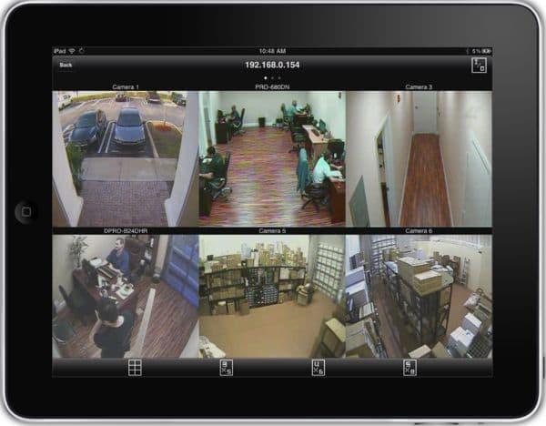 NUUO Surveillance Systems   NUUO IP Camera Software