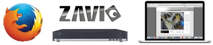 Accessing Zavio NVC NVR Mac