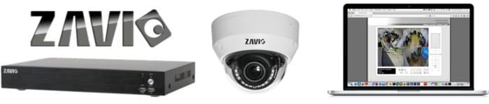Zavio IP Camera Addition Mac