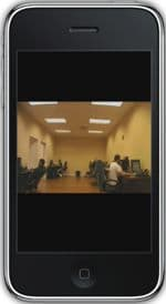 Zavio CamGraba Surveillance Software iPhone App Live Camera View 1