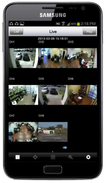 Hd Video Surveillance Dvr Cctv Amp Hd Sdi Cameras Viewtron