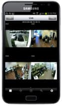 Android DVR Viewer App