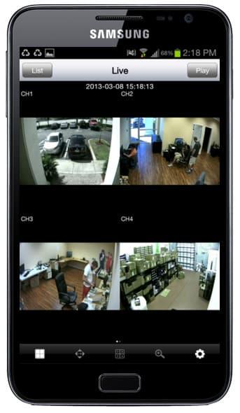 видеорегистратор на Android - фото 10