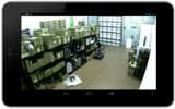 Android Tablet App HD Security Camera