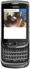 Blackberry DVR Viewer App CCTV Camera 3
