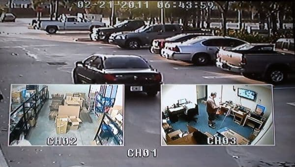 CCTV Processor Picture in Picture