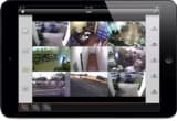 CCTV iPad App for iDVR Recorders - Camera 3 View