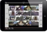 CCTV iPad App for iDVR Recorders - Camera41 View