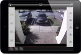 CCTV iPad App for iDVR Recorders - 4 Camera View