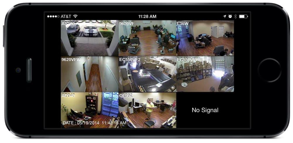 leve CCTV kameraer online