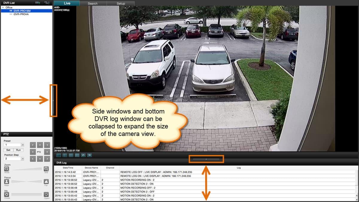 leve cctv kameraer online blåserør
