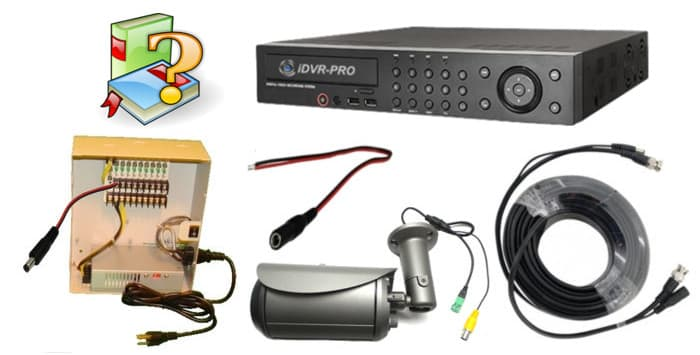 Diy installation guide for idvr pro cctv hd security for Security camera placement software