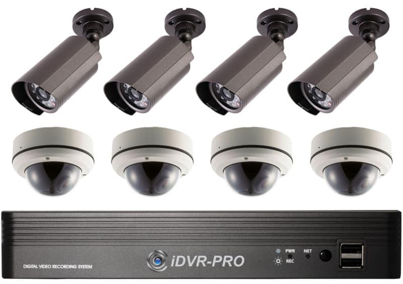 Custom DVR Surveillance System