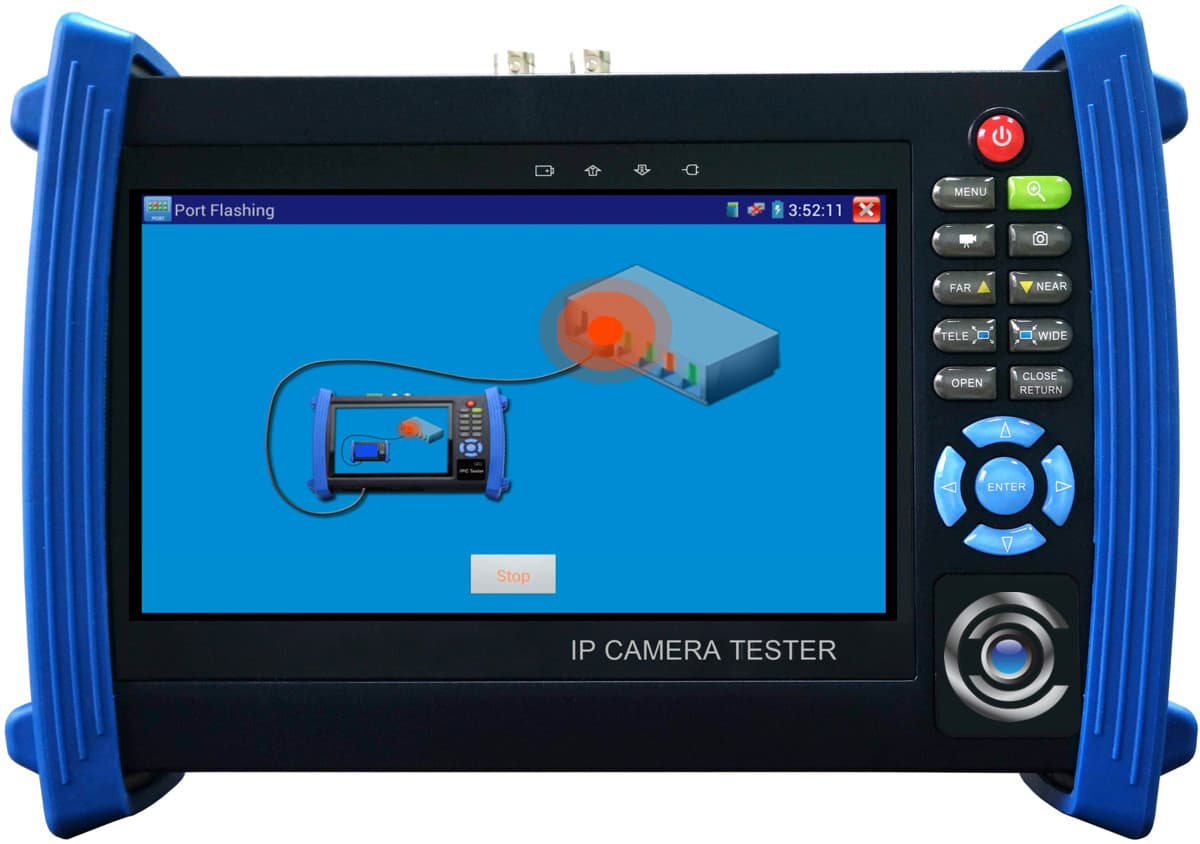 Network Switch Port Finder Locator App Ethernet Cable To