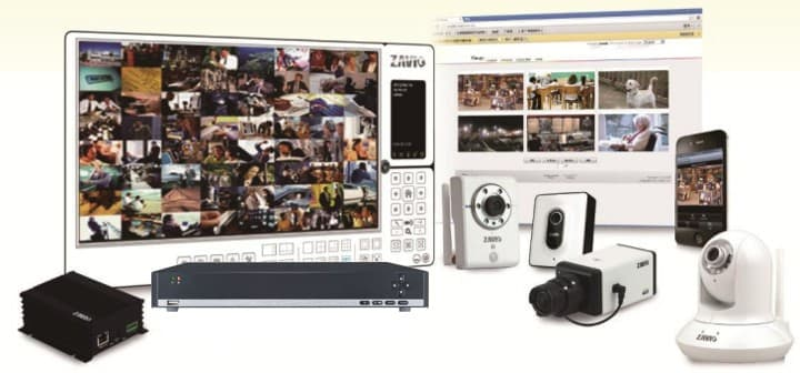 Zavio Network Video Recorder