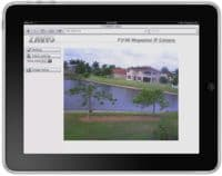 Zavio iPhone App View