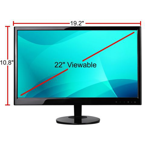 22 Inch Video Surveillance Monitor