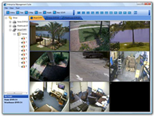 CMS Software DVR View Multiple Locations
