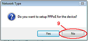 Video Decoder Setup - PPPoE Settings