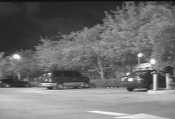 IR CCTV Camera Still Shot 3