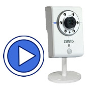 IP Camera SD Card Recorded Video Playback