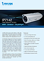 WDR Network Camera Spec