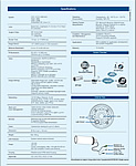 Network Bullet IP Camera Spec Sheet