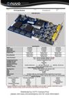 NUUO SCB-5004 DVR Card Spec