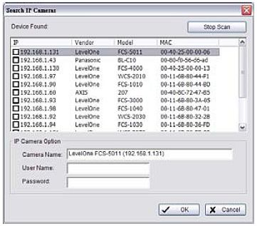 NUUO IP Camera Setup 2