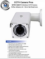 Outdoor CCTV Camera Spec